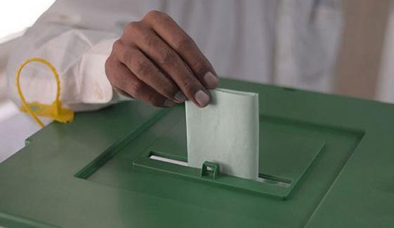 ڈسکہ این اے 75 ضمنی الیکشن: پولنگ کا عمل مکمل، ووٹوں کی گنتی جاری