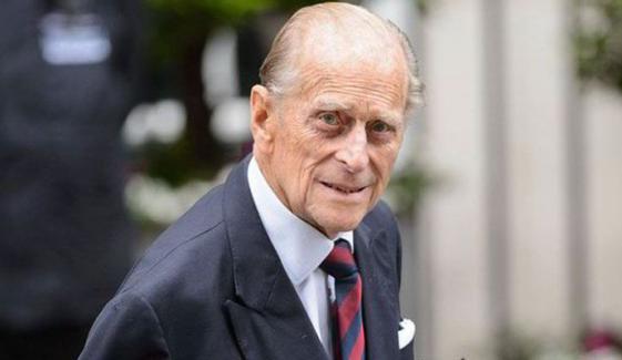پرنس فلپ کی وفات پر 8 روزہ قومی سوگ کا اعلان