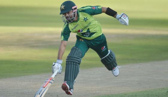 محمد رضوان نے پاکستان کو فاتح بنوادیا