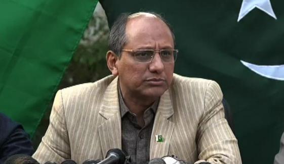 سعید غنی نے PTI حکومت منحوس قرار دیدیا
