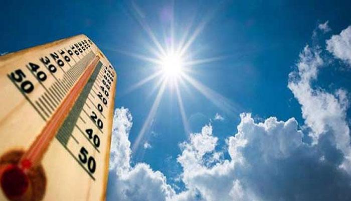 ملک کے بیشتر علاقوں میں آج موسم گرم اور خشک رہےگا