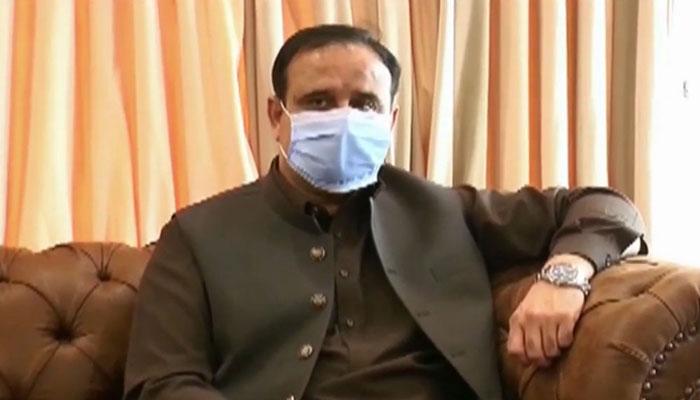 لاہور میں مثبت کورونا کیسز کی شرح 19 فیصد سے تجاوز کر گئی، عثمان بزدار