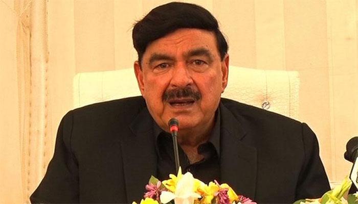 پنجاب میں اگلاالیکشن پی ٹی آئی اورن لیگ میں ہوگا،وزیرداخلہ شیخ رشید