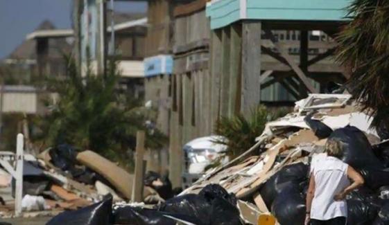 امریکا: جنوبی ساحلی علاقوں میں طوفانی بارشیں، 2 افراد ہلاک