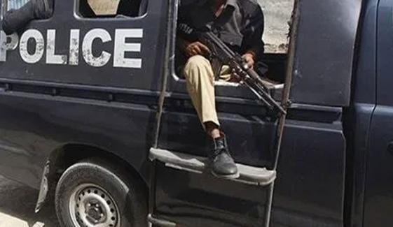 کراچی: اسٹیل ٹاؤن میں مبینہ مقابلہ، 3 ڈاکو گرفتار