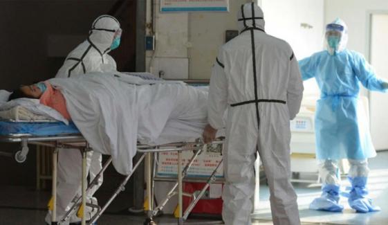 پشاور: ڈاکٹر الیاس سعیدی کورونا وائرس سے انتقال کرگئے
