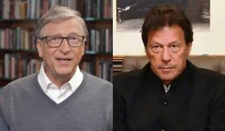 عمران خان کا سعودی ولی عہد کے بعد بل گیٹس کو بھی خط