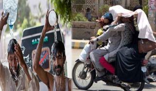 کراچی میں پارہ41 ڈگری کو چھو گیا