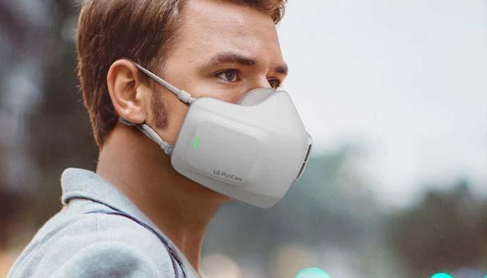 ٹیکنالوجی سے لیس سپر ماسک اسمارٹ ماسک متعارف