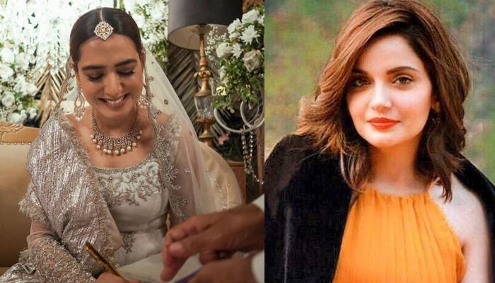 ارمینا خان کی منشاپاشا کو نکاح کی مبارکباد