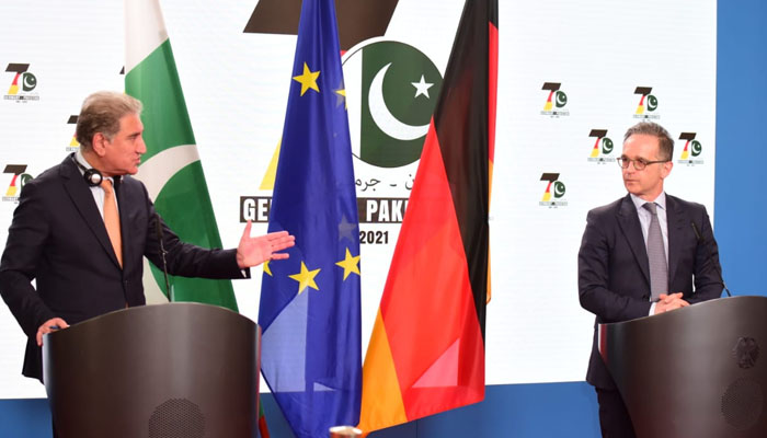 جرمنی کا خطے میں امن کےلیے پاکستان کی قربانیوں کا اعتراف