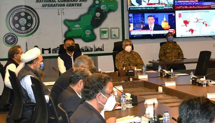 لاہور میں لاک ڈاؤن ، پنجاب حکومت کی تجویز این سی اوسی نےمسترد کردی