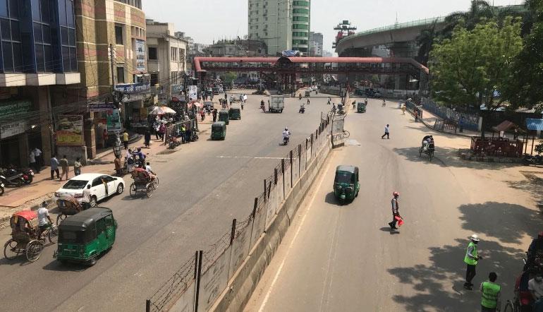 بنگلہ دیش میں کورونا کیسز میں اضافہ، دفاتر بند، اندرون وبیرون ملک سفر پر پابندی