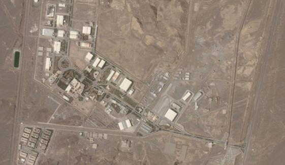 ایران کی جوہری تنصیب پر دہشت گرد حملہ