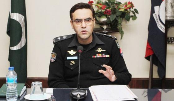 پشاور، SSP آپریشنز یاسر آفریدی کورونا میں مبتلا