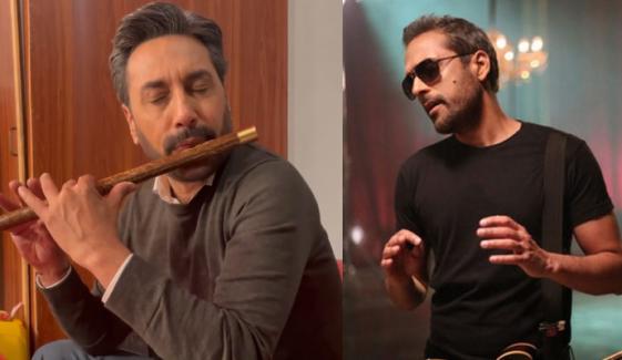 بلال مقصود نے عدنان صدیقی کی بانسری پر نئے ساز چھیڑ دیئے
