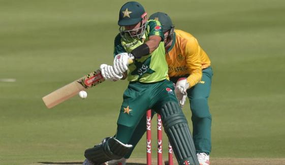 دوسرا ٹی ٹوئنٹی: پاکستان کا جنوبی افریقہ کو جیت کیلئے 141 رنز کا ہدف
