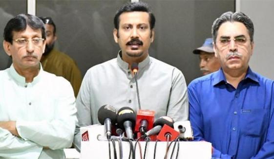 سندھ کے لوگوں کے شناختی کارڈ سے متعلق شیخ رشید کا بیان ٹھیک نہیں تھا، فیصل سبزواری