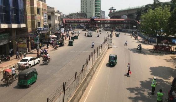بنگلہ دیش میں کورونا کیسز میں اضافہ، دفاتر بند، اندرون و بیرون ملک سفر پر پابندی