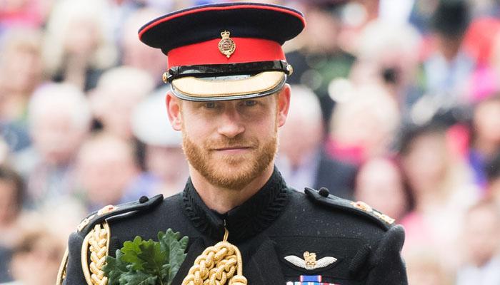 ہیری دادا کی آخری رسومات میں فوجی وردی پہنیں گے؟