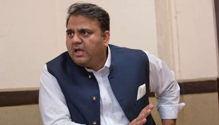 کابینہ کی کارروائی کو ڈیجیٹلائز کردیا گیا، فواد چوہدری
