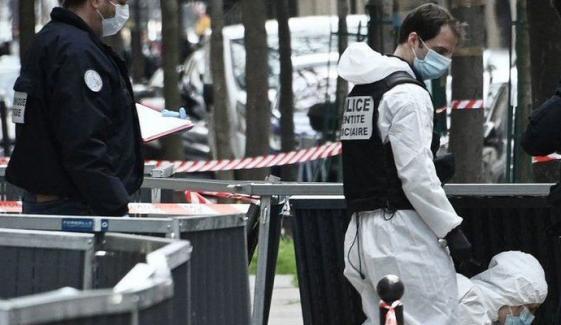 پیرس کے اسپتال میں فائرنگ، ایک شخص ہلاک