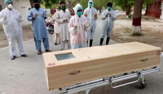 پاکستان: کورونا وائرس کے مزید 118 مریض فوت