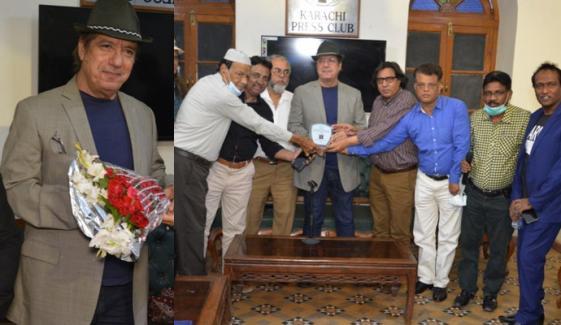 کراچی، محمد علی شہکی کے اعزاز میں پروقار تقریب