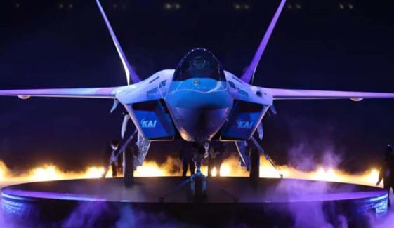 جنوبی کوریا :جدید ترین جنگی طیارہ متعارف