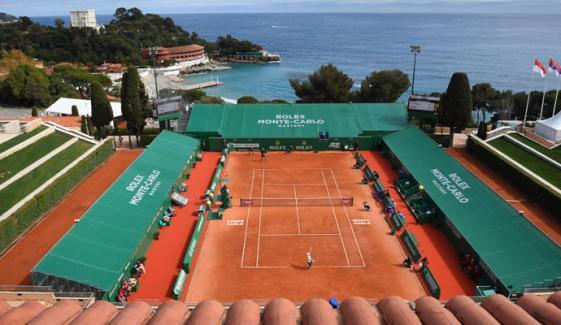 مونٹی کارلو ٹینس ٹورنامنٹ: پہلے راؤنڈ میں کرسٹیو، آلی جینڈرو، جان مل، ٹامی پال کامیاب