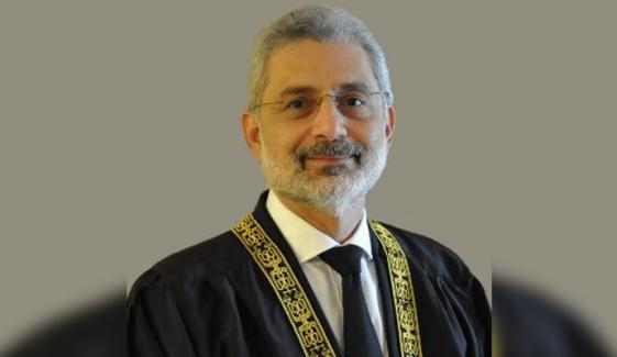 جسٹس فائز نے توہین عدالت درخواستوں کا معاملہ پھر اٹھادیا