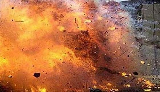 حب: فٹ بال ٹورنامنٹ کے فائنل کے دوران دھماکا، 7 افراد زخمی