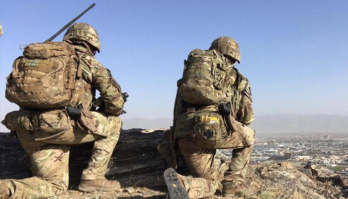 برطانیہ بھی اپنی فوج افغانستان سے نکال لے گا،برطانوی میڈیا