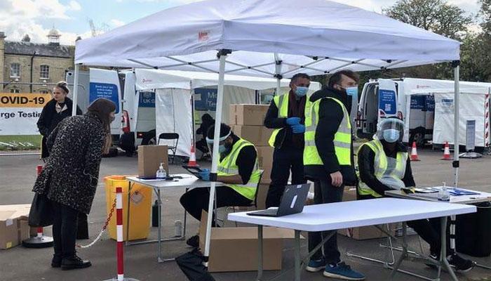 برطانیہ میں آج کورونا سے 38 افراد ہلاک، لندن میں جنوبی افریقی وائرس ملنے پر تشویش