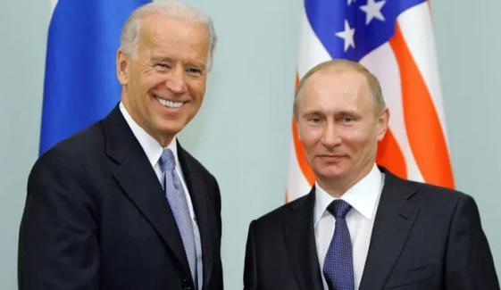 امریکا کا روس سے باہمی تعلقات معمول پر لانے کی خواہش کا اظہار