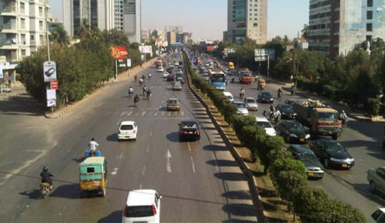 کراچی: احتجاج ختم، بند سڑکیں کھل گئیں