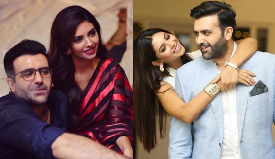 حسن احمد اور سنیتا مارشل کی عمر میں کتنا فرق ہے ؟