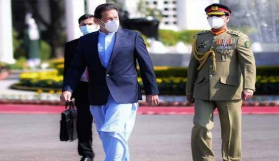 وزیراعظم عمران خان سرگودھا پہنچ گئے