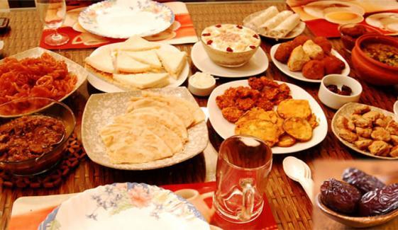 افطاری میں پاکستانیوں کی پہلی پسند کیا ہے؟