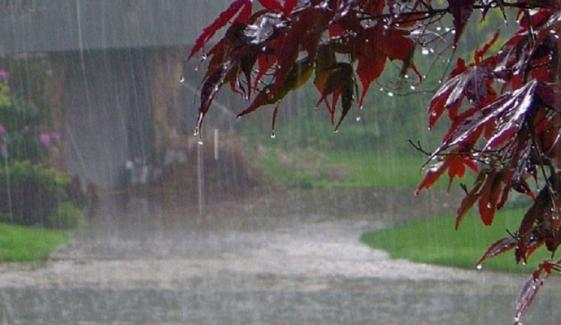 بلوچستان کے مختلف علاقوں میں بارش، گرمی کا زور ٹوٹ گیا