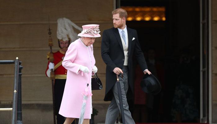 شہزادہ ہیری کی وجہ سے ملکہ برطانیہ کا اہم فیصلہ