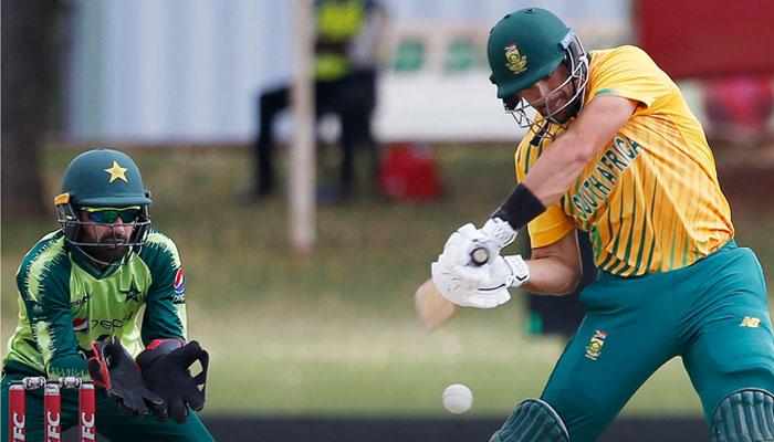 پاکستان اور جنوبی افریقہ کے درمیان آخری T20 کل، قومی ٹیم میں تبدیلی کا امکان نہیں