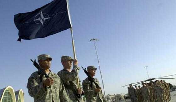 نیٹو اتحاد بھی افغانستان سے فوجی انخلاء پر رضامند