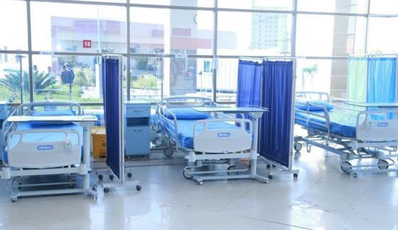 اسلام آباد میں کورونا صورتحال اور اسپتالوں میں گنجائش