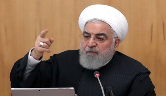 ایران ایٹم بم بنانا نہیں چاہتا، حسن روحانی