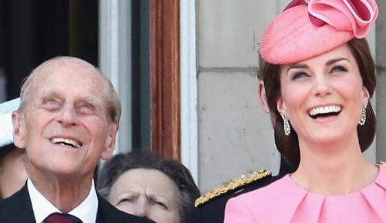کیٹ میڈلٹن کے شہزادہ فلپ کیساتھ تعلقات کیسے تھے؟