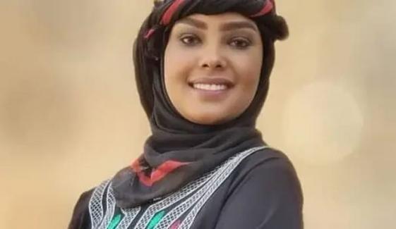 حوثی ملیشیا ماڈل و اداکارہ کیخلاف فوجداری مقدمہ بنا رہی ہے، وکیل
