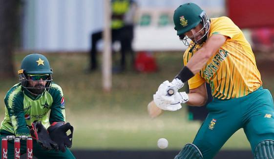پاکستان اور جنوبی افریقہ کے درمیان آخری T20 کل ہوگا، قومی ٹیم میں تبدیلی کا امکان نہیں