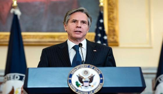 انخلا کا وقت آچکا، افغانستان کیساتھ سفارتکاری بڑھائیں گے، امریکی وزیر خارجہ