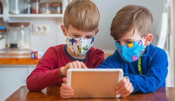 بچوں کو کورونا وائرس سے خطرہ نہ ہونے کا خیال غلط ثابت ہوگیا